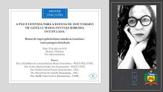 Defesa de Tese de Giselle Ribeiro