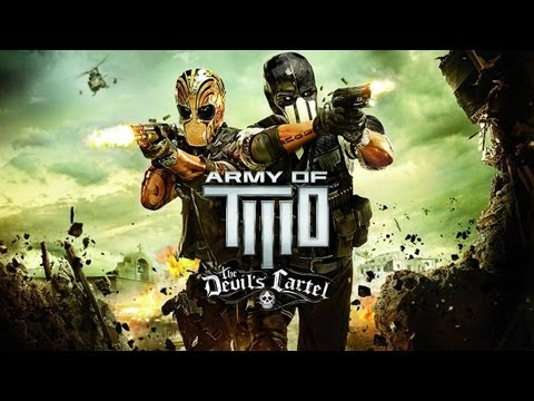 Скачать Army of TWO The 40th Day 2010 торрент