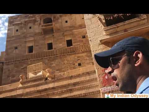 11th Century Jaisalmer Fort - Complete Journey