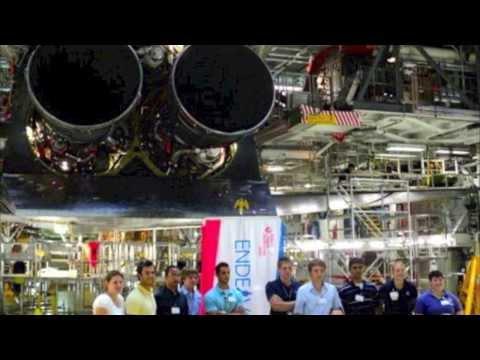 NASA Academy Recruitment Video