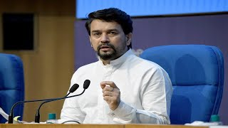 LIVE: Cabinet Briefing by Union Minister Anurag Thakur   National Media Centre     Oneindia News
