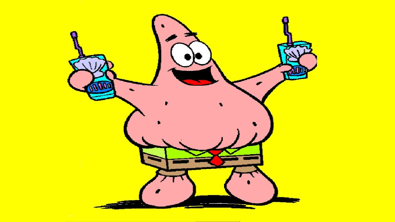 Coloring Book Spongebob - Patrick Star Coloring Pages - Cartoon ...