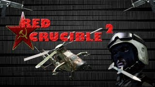Soy un pro en helicoptero Red Crucible 2
