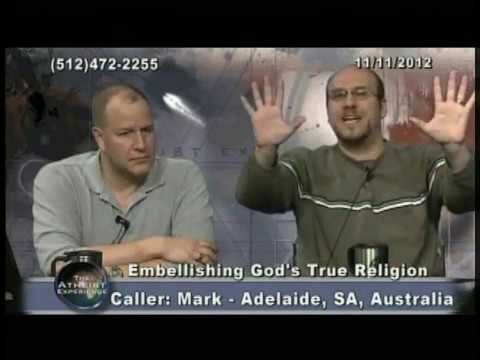 Atheist Experience #787 with Russell Glasser and Don Baker