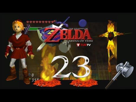 The Legend of Zelda Ocarina Of Time #23: Le marteau