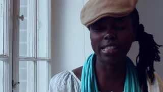 TINA MWENI [RAPOLITICS] SPITS BARS FOR HOPE SPOKEN/BROKEN