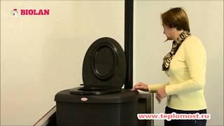 Компостный туалет Biolan ECO(, 2015-04-24T11:51:15.000Z)