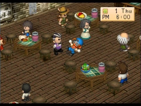 Harvest Moon Back to Nature All Event