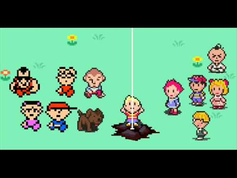 16 Melodies + MOTHER 3 Theme of Love