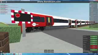 ROBLOX: Mind the Gap: Redloch Level Crossing