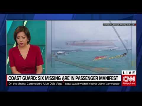 28 dead, six missing in Iloilo-Guimaras sea tragedy