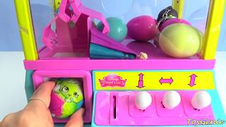 Disney Princess Claw Machine Surprises