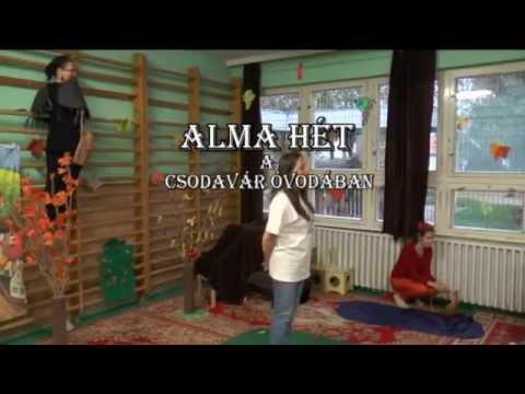 Alma hét a Csodavár Óvodában