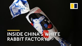 White Rabbit, China's beloved homemade candy, tries to modernise whilst maintaining tradition thumbnail