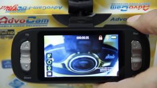 Видеорегистратор AdvoCam-FD8 Gold-GPS (1296p/30fps / 1080p/60fps) модель 2015 года(Видеорегистратор AdvoCam-FD8 Gold-GPS поддерживает видеозапись высокого разрешения Super FULL HD 1296p (2304x1296 точек). Это..., 2014-12-16T10:25:02.000Z)