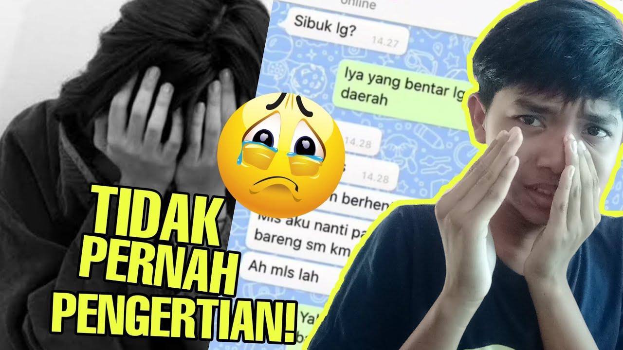 Kisah Nyata Cowok Yang Tidak Pernah Pengertian Chat