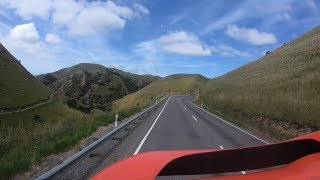 Geoffs Highway View :  Blenheim to Kaikoura