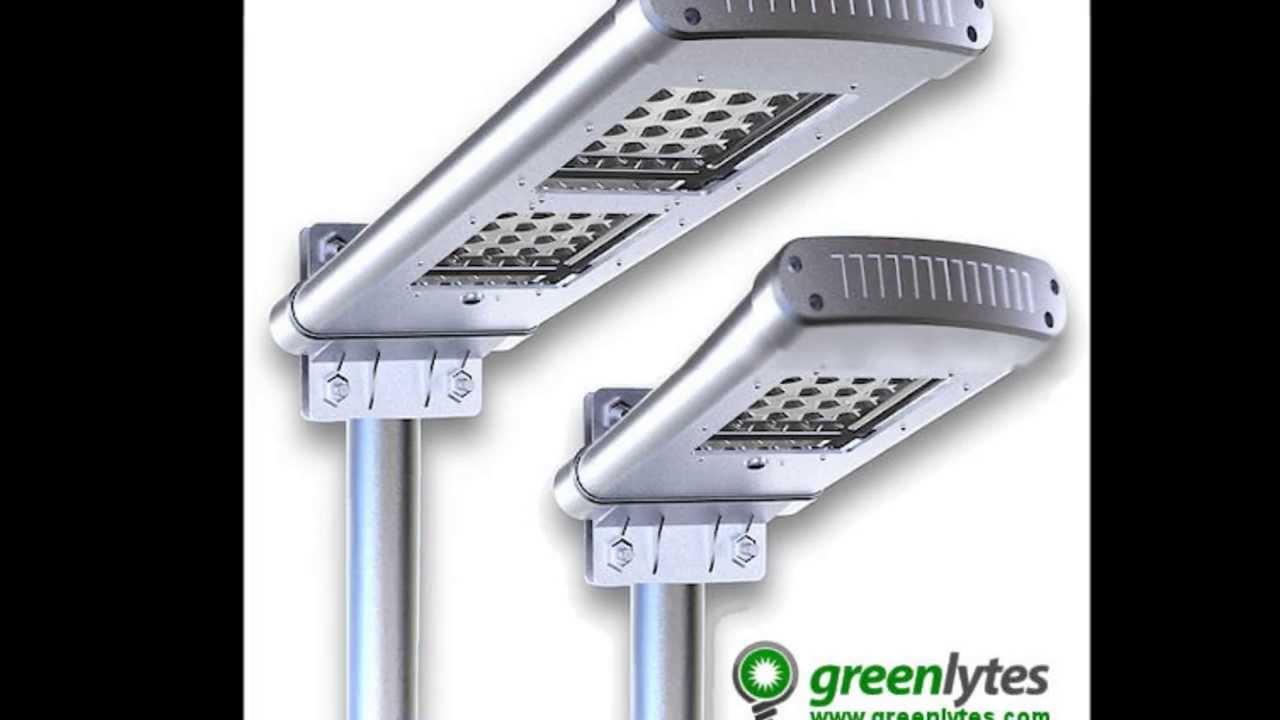 All in one LED Solar Street Lights | Solar Parking Lot ...