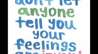 Tunteiden vähättely