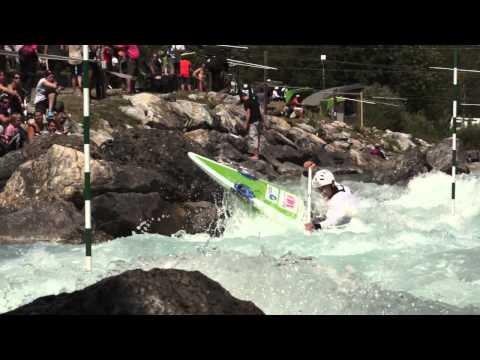 France Slalom 2012 Bourg St Maurice