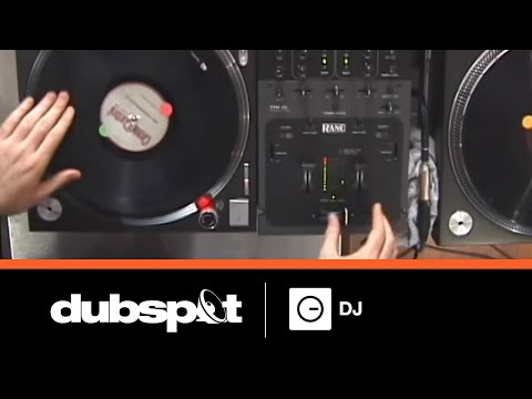 DJ Tutorial: The Shiftee Salsa School of Scratch - Swing Flare