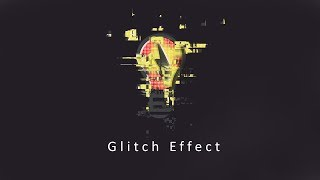 How to add GLITCH EFFECT to your Logo! Premiere Pro Tutorial