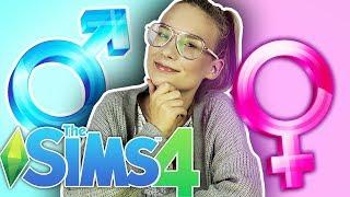 CHŁOPIEC CZY DZIEWCZYNKA? The Sims 4 #5