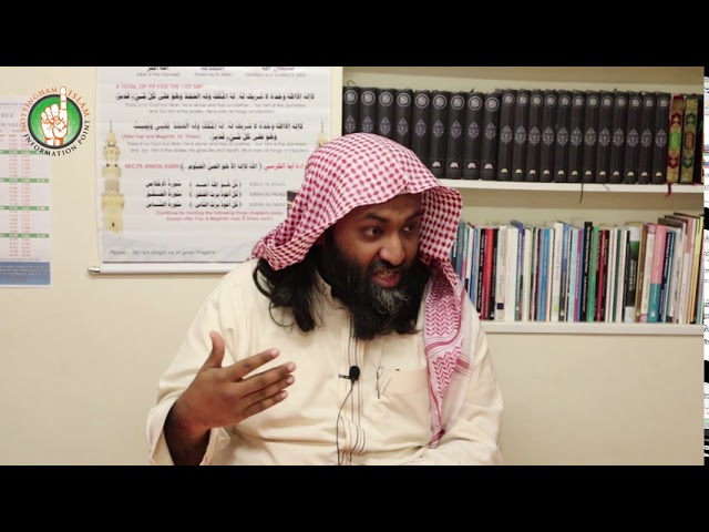 The Virtues of the Abyssinians [Part Three] by Ustadh Rashed Al-Madani