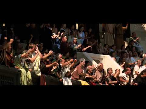 Gladiator (2000) Barbarian Horde Battle Scene [1080p]