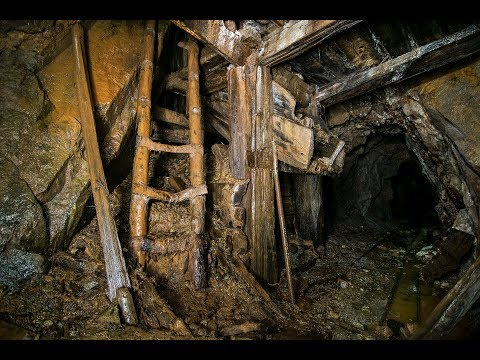 Exploring the Historic Seattle Cascade Mine