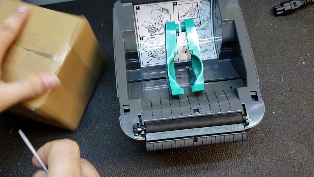 Zebra ZP450 Thermal Printer Repair