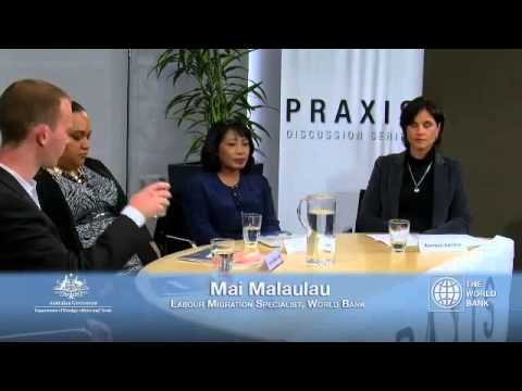 Praxis Discussion: Labor Mobility in the Pacific