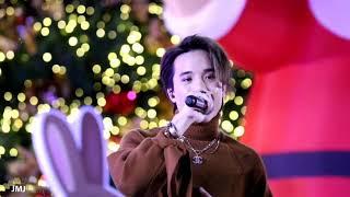 #jamyjamess #TRINITY_TNT  191119 เพลง Last Christmas Cover by TNT   (JMJ Focus) @ CTW