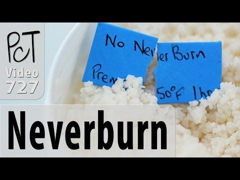 NeverBurn Polymer Clay Additive