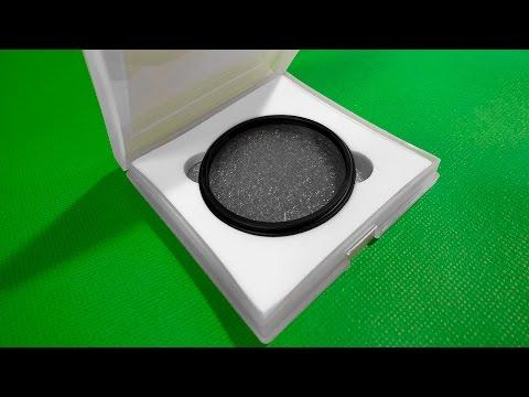 Fujimi MC-CPL 58mm - Вскрытие упаковки