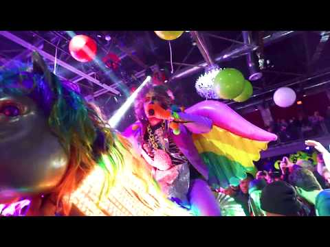 "The Flaming Lips ""There Should Be Unicorns"" Live Video"