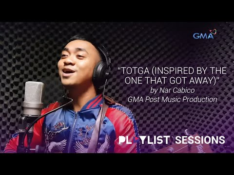 Playlist Sessions: TOTGA – Nar Cabico (inspired by 'The One That Got Away')