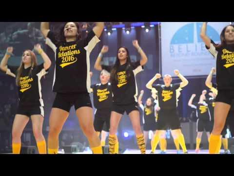 THON 2016 Line Dance