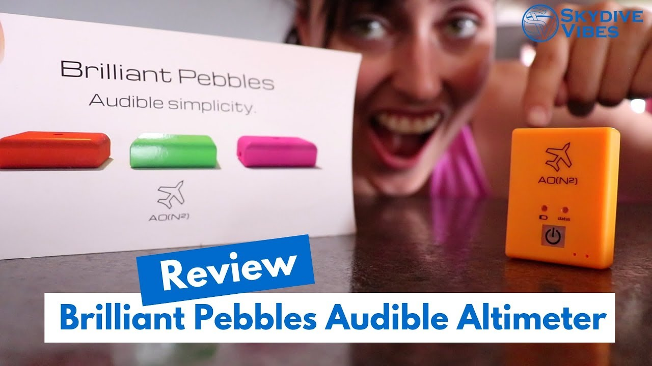 Review of the Brilliant Pebbles Audible Altimeter - Aon2