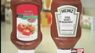 Name Brands vs. Store brands