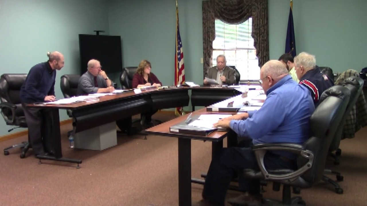 Champlain Town Board Meeting  5-9-17