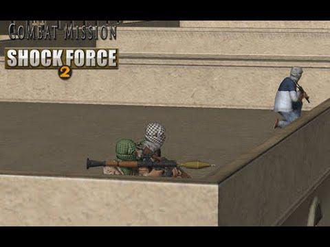 Combat Mission Shock Force 2 Insurgent ATGM Ambush |