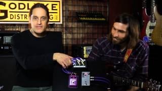 TWA Wah Rocker™ Protodemo by Rob Compa (Dopapod)