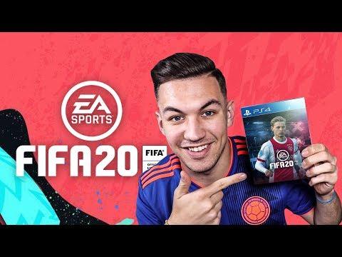 J'AI CRÉÉ UN FIFA 20 !