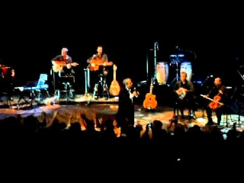 אנריקו מסיאס בהופעה 11.05.2011 מחרוזת שירים בעברית