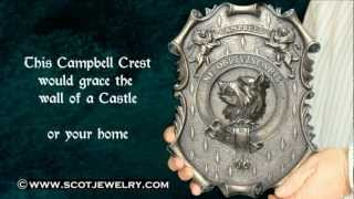 Campbell Clan Crest