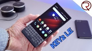 Blackberry KEY2 LE Review - Cheapest Smartphone with a Keyboard