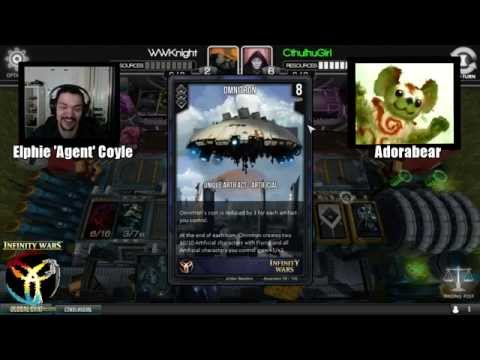 Community Video: Ascension Showcase Match. WWKnight vs Cthul