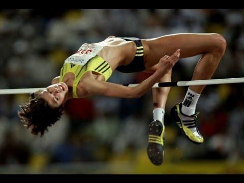 Blanka Vlasic, la mejor saltadora del mundo