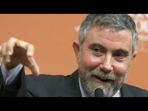 Paul Krugman: What have we learnt from the crisis?